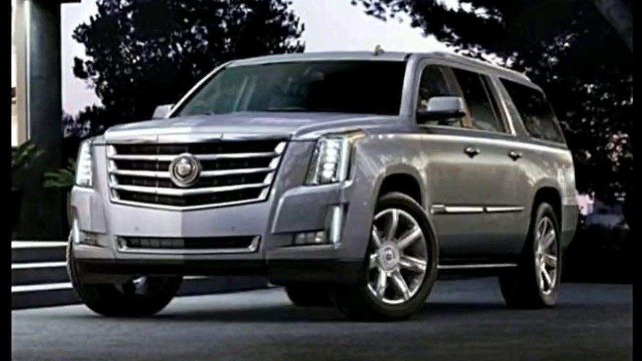 53 Best 2019 Cadillac Escalade V Ext Esv Price Design And Review