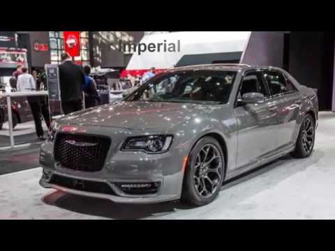 53 Best 2019 Chrysler Imperial First Drive