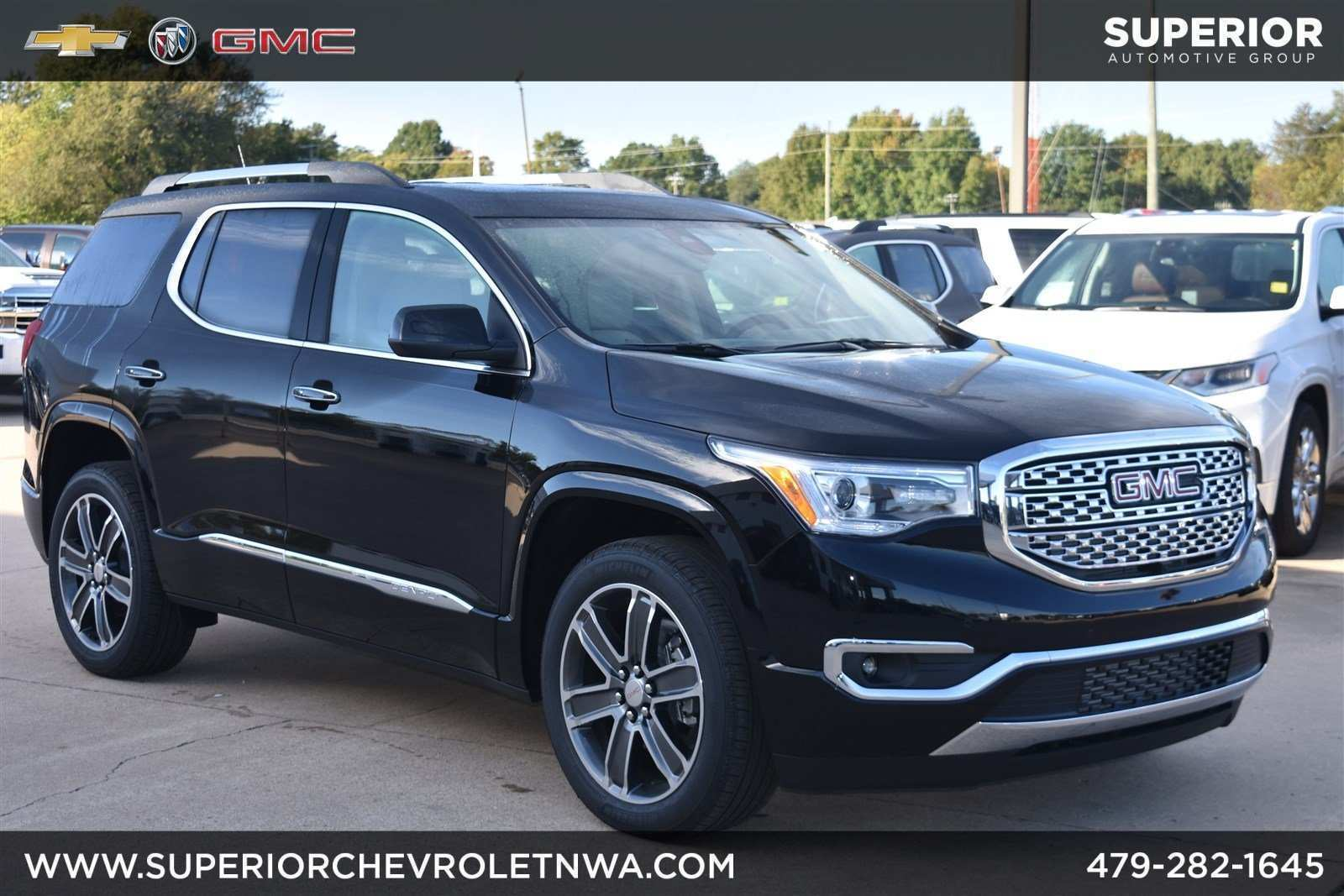 53 Best 2019 GMC Acadia Specs And Review