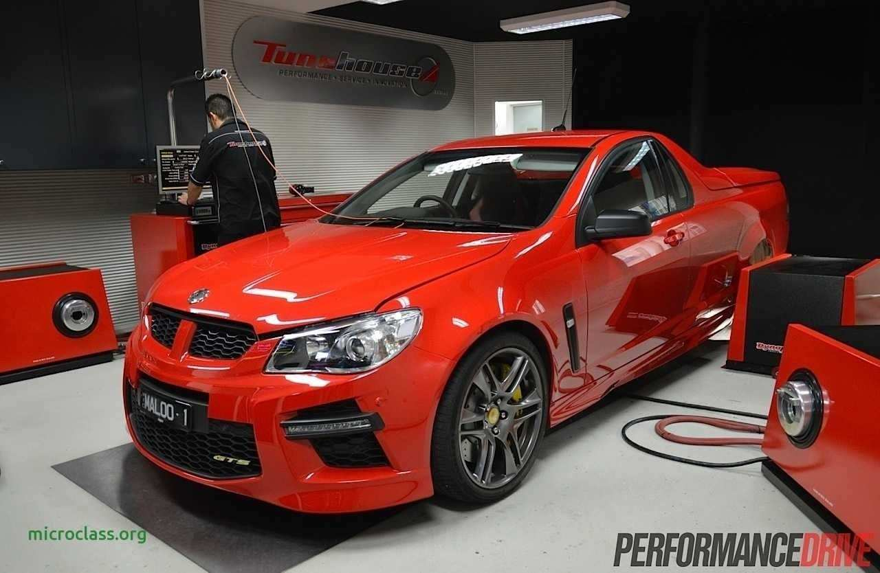53 Best 2019 Holden Commodore Gts Release Date
