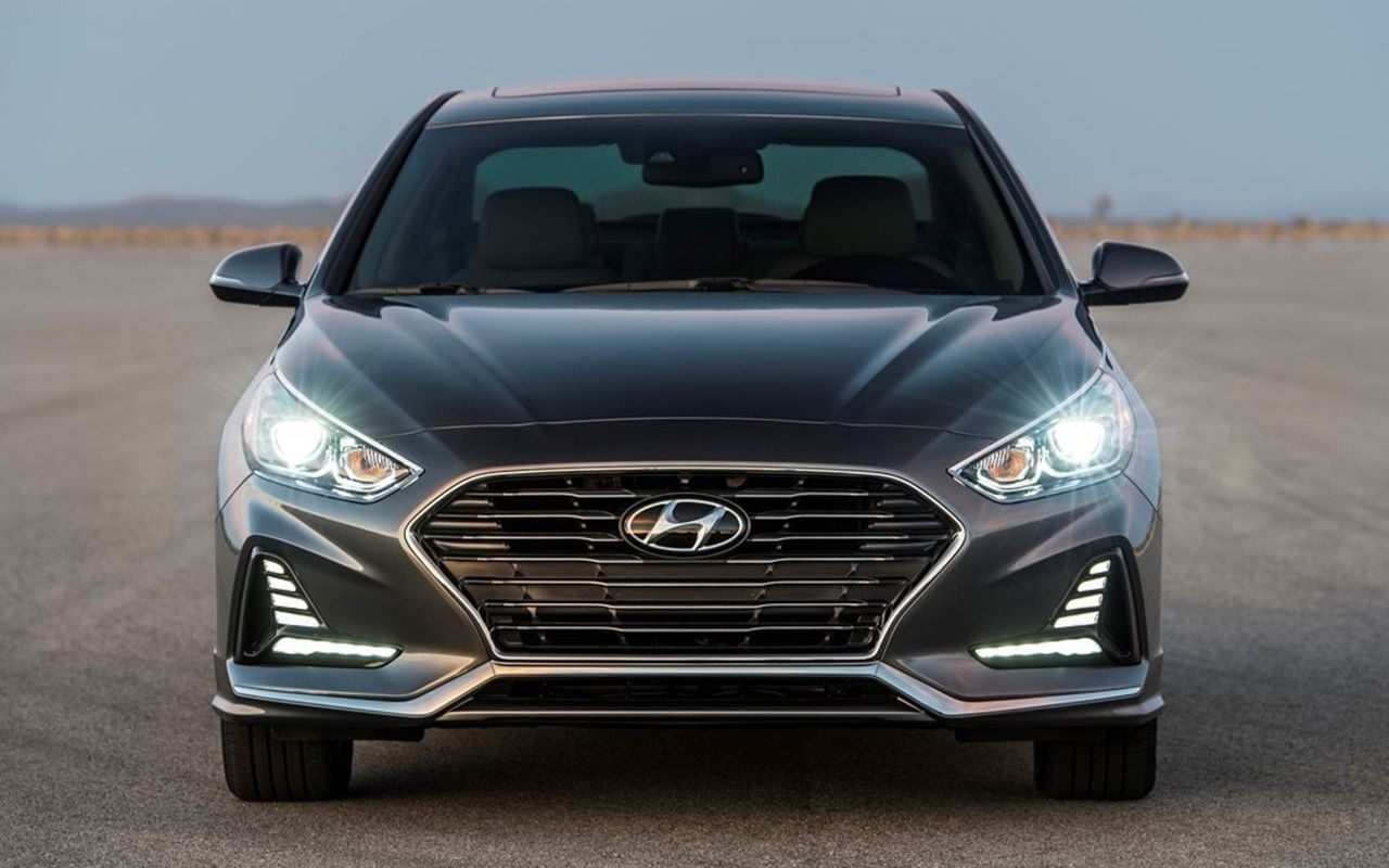 53 Best 2019 Hyundai Sonata Hybrid Sport Price Design And Review