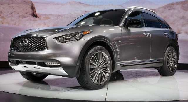 53 Best 2019 Infiniti QX70 Research New