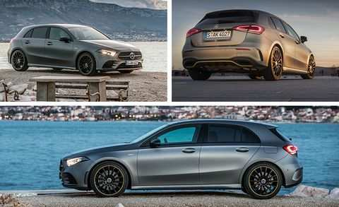 53 Best 2019 Mercedes Hatchback Engine