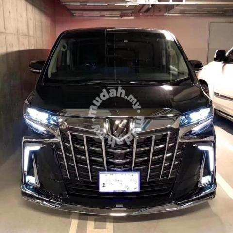 53 Best 2019 Toyota Alphard New Model And Performance