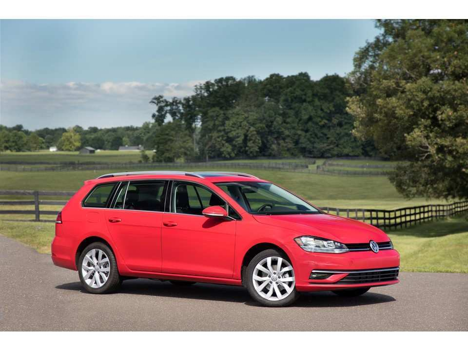 53 Best 2019 Vw Golf Sportwagen Model
