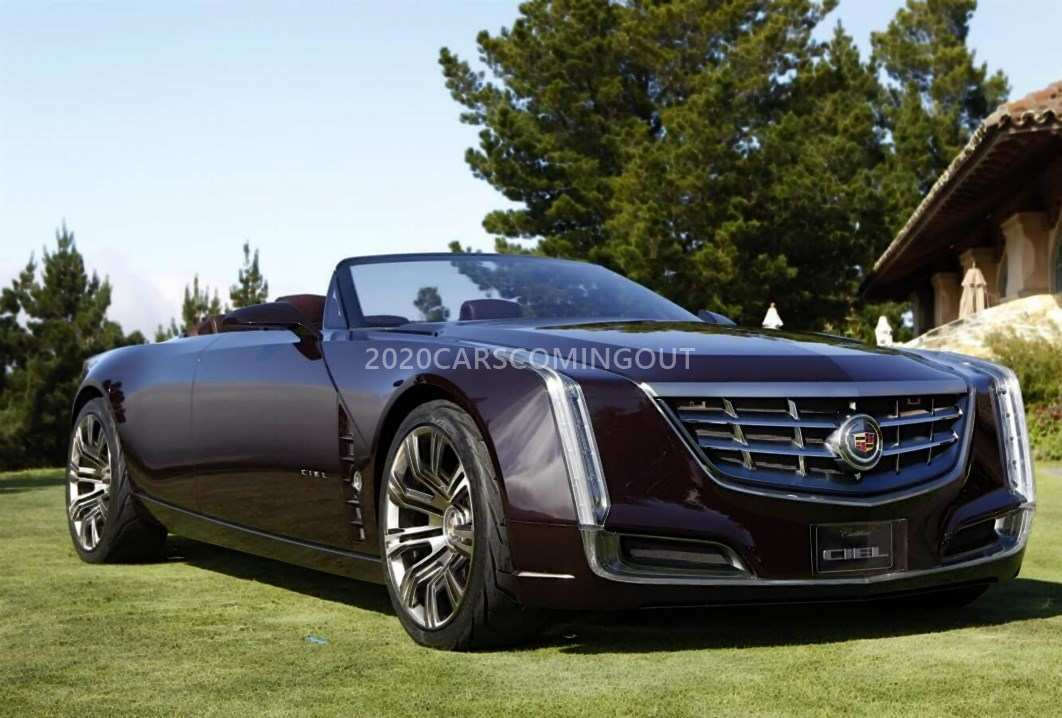 53 Best 2020 Cadillac Eldorado Review
