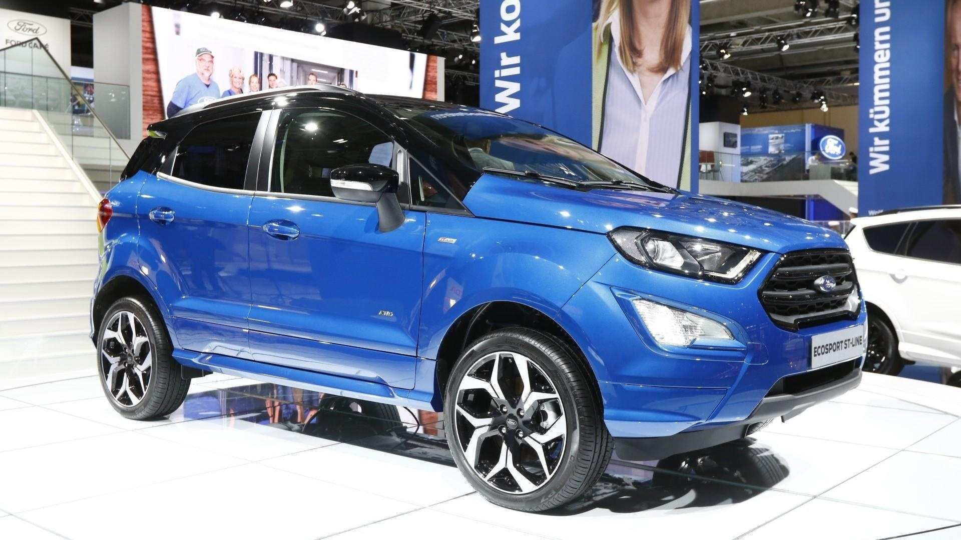 53 Best 2020 Ford Ecosport Research New