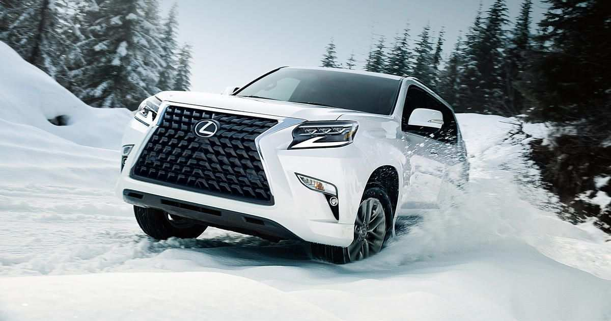 53 Best 2020 Lexus GX 460 Redesign And Review