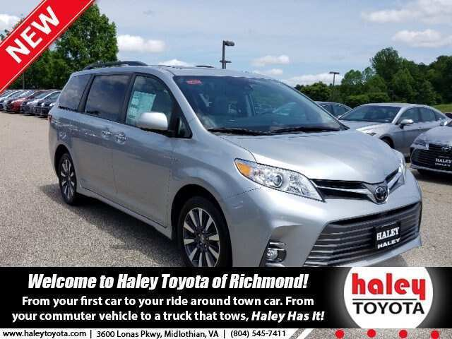 53 Best 2020 Toyota Sienna New Review