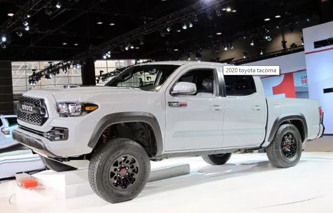 53 Best 2020 Toyota Tacoma Diesel Picture