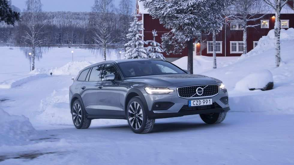 53 Best 2020 Volvo V60 Cross Country Configurations
