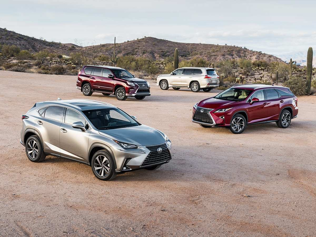 53 Best Lexus 2019 Lineup Exterior And Interior