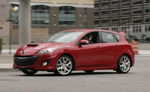 53 Best Mazdaspeed 2019 Redesign And Concept
