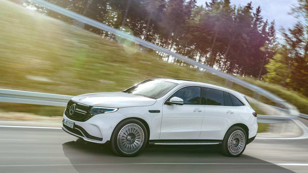 53 Best Mercedes Benz Eqc 2019 Specs