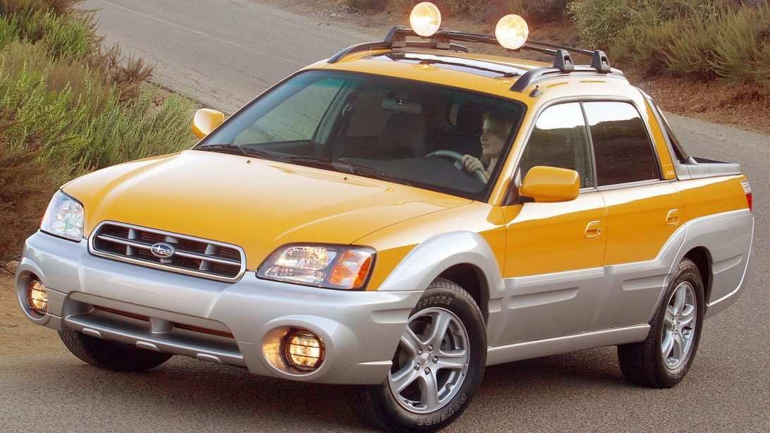 53 Best Subaru Baja 2019 New Model And Performance