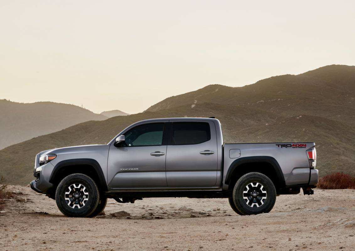 53 Best Toyota Tacoma 2020 Colors Spesification