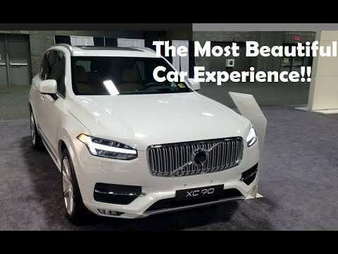 53 Best Volvo Xc90 2019 Interior First Drive