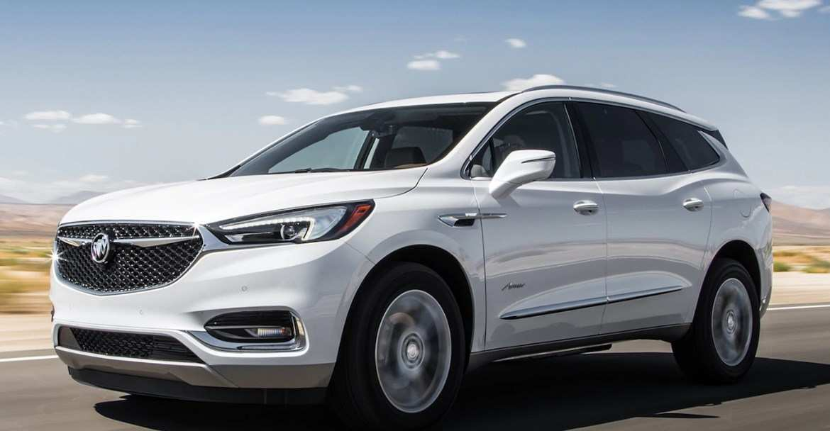 53 Best What Will The 2020 Buick Enclave Look Like New Concept
