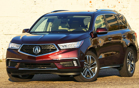 53 New 2019 Acura Mdx Rumors Performance And New Engine
