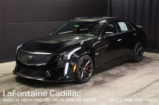 53 New 2019 Cadillac Cts V Price And Release Date