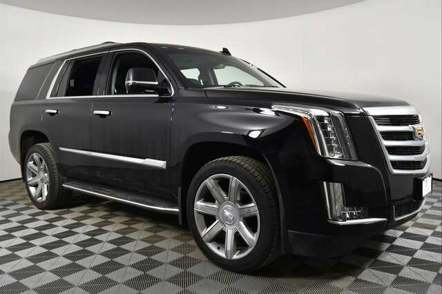 53 New 2019 Cadillac Escalade Luxury Suv Overview