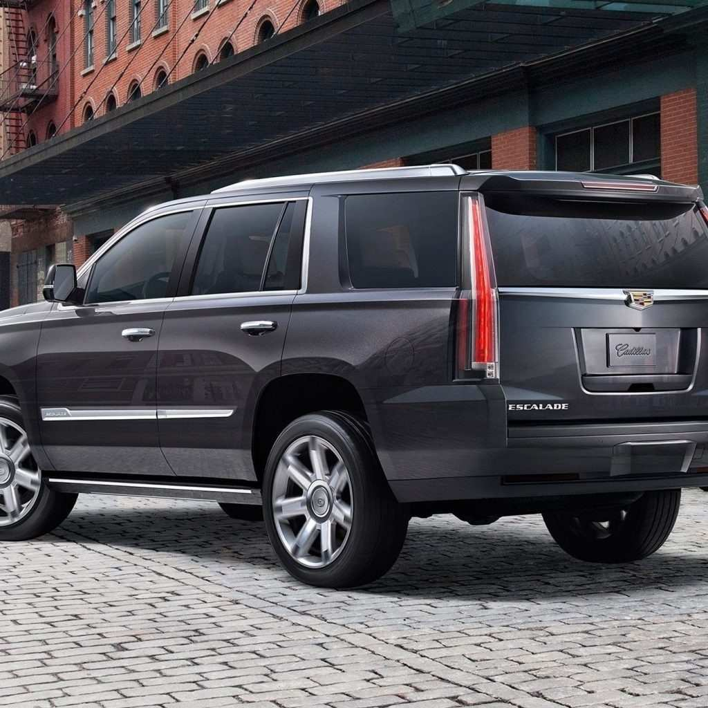 53 New 2019 Cadillac Escalade V Ext Esv Performance And New Engine