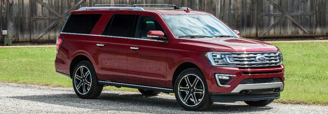 53 New 2019 Ford Expedition Rumors
