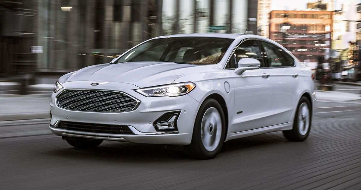 53 New 2019 Ford Fusion Concept