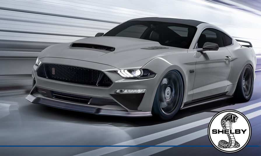 53 New 2019 Ford Mustang Shelby Gt500 Redesign And Concept
