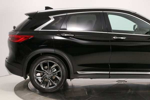 53 New 2019 Infiniti Qx50 Black Concept And Review