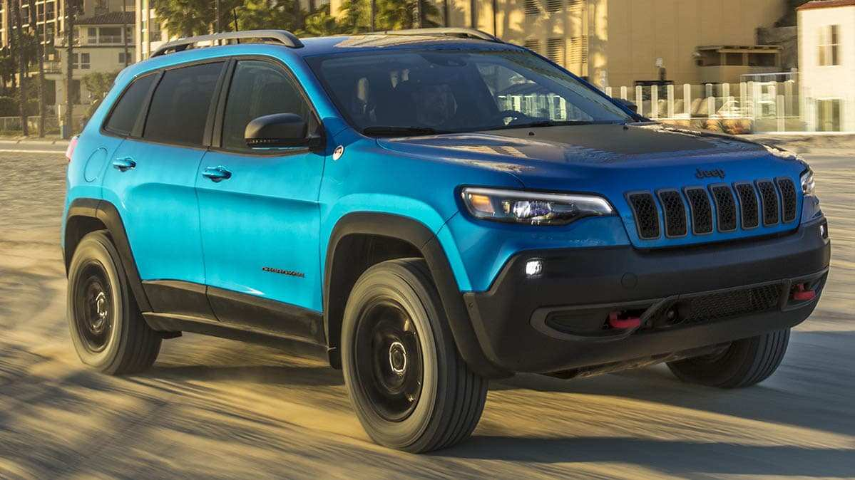 53 New 2019 Jeep Cherokee Photos