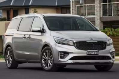 53 New 2019 Kia Carnival Overview