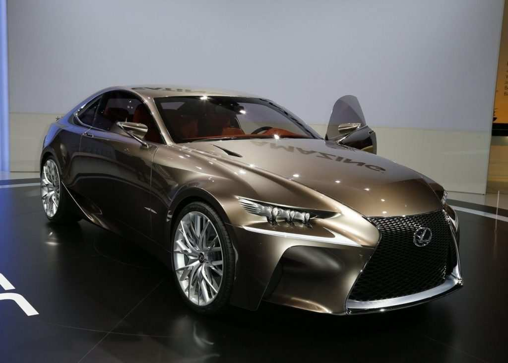 53 New 2019 Lexus Lf Lc Exterior And Interior
