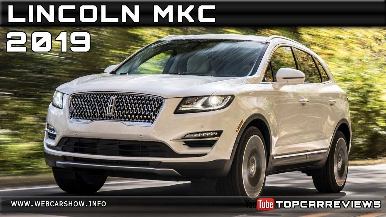 53 New 2019 Lincoln MKC History