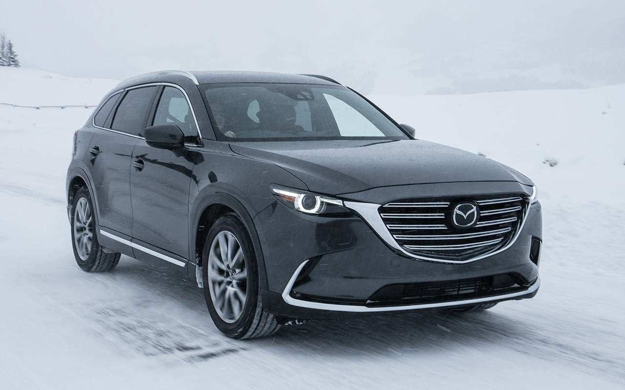 53 New 2019 Mazda Cx 9 Rumors Reviews