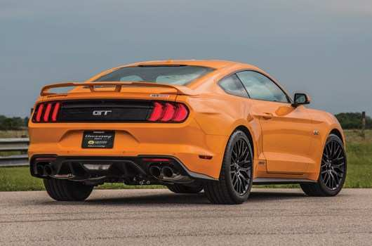 53 New 2019 Mustang Mach New Model And Performance