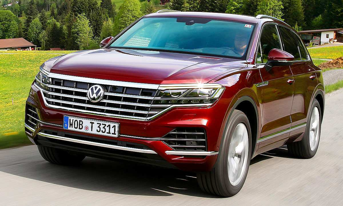 53 New 2019 VW Touareg Price And Release Date