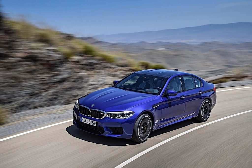 53 New 2020 BMW M5 Get New Engine System Rumors