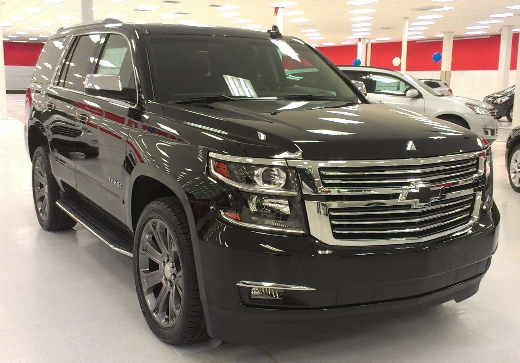 53 New 2020 Chevy Tahoe Z71 Ss Wallpaper