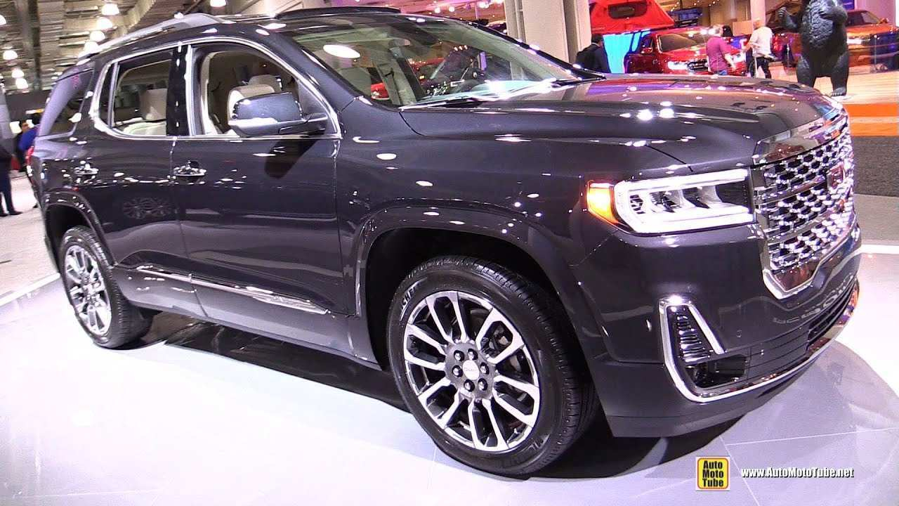53 New 2020 Gmc Acadia Denali Price Design And Review