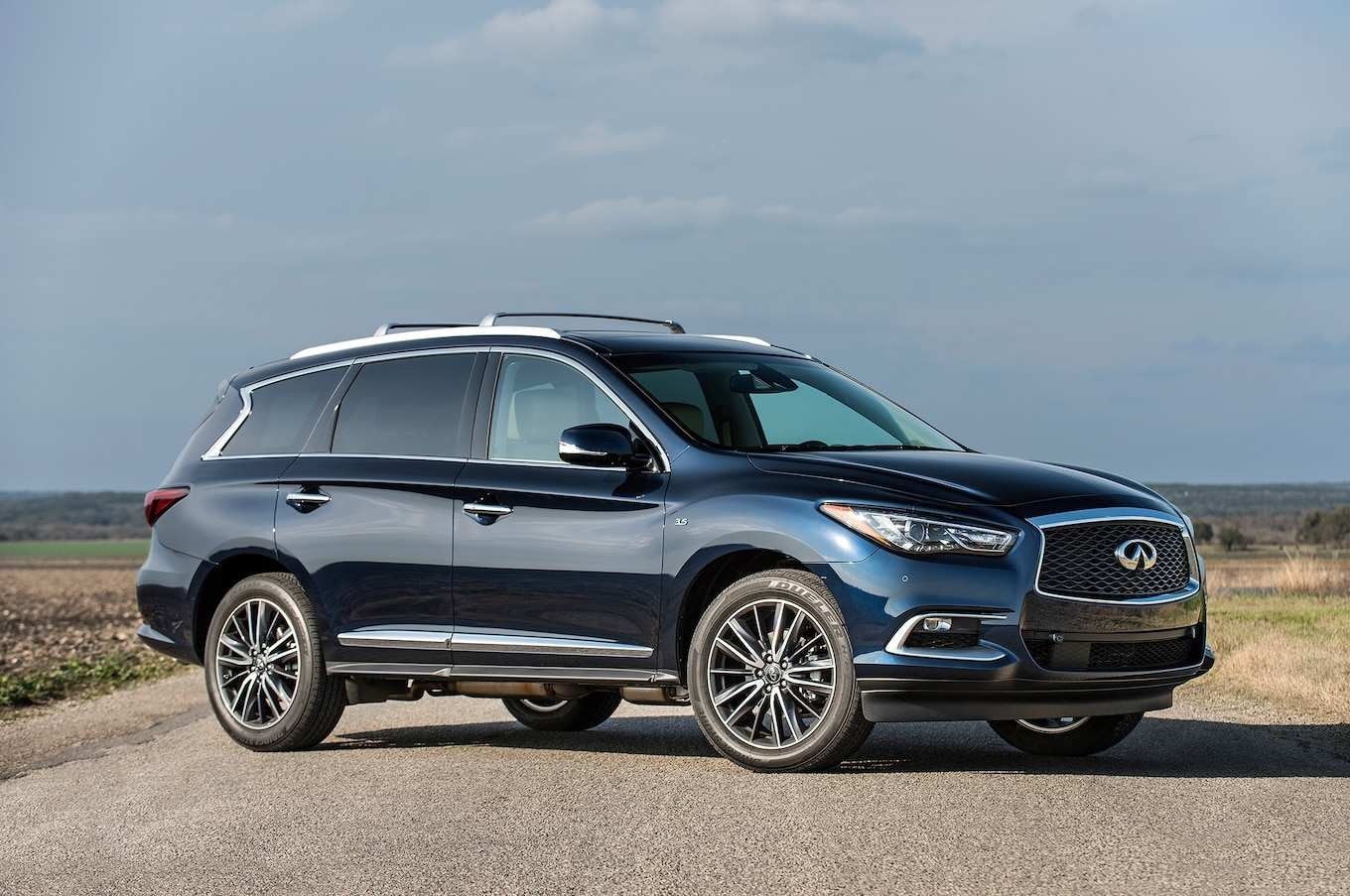 53 New 2020 Infiniti Qx60 Redesign And Review