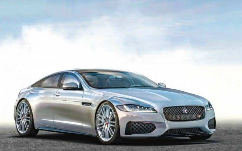 53 New 2020 Jaguar XF Interior