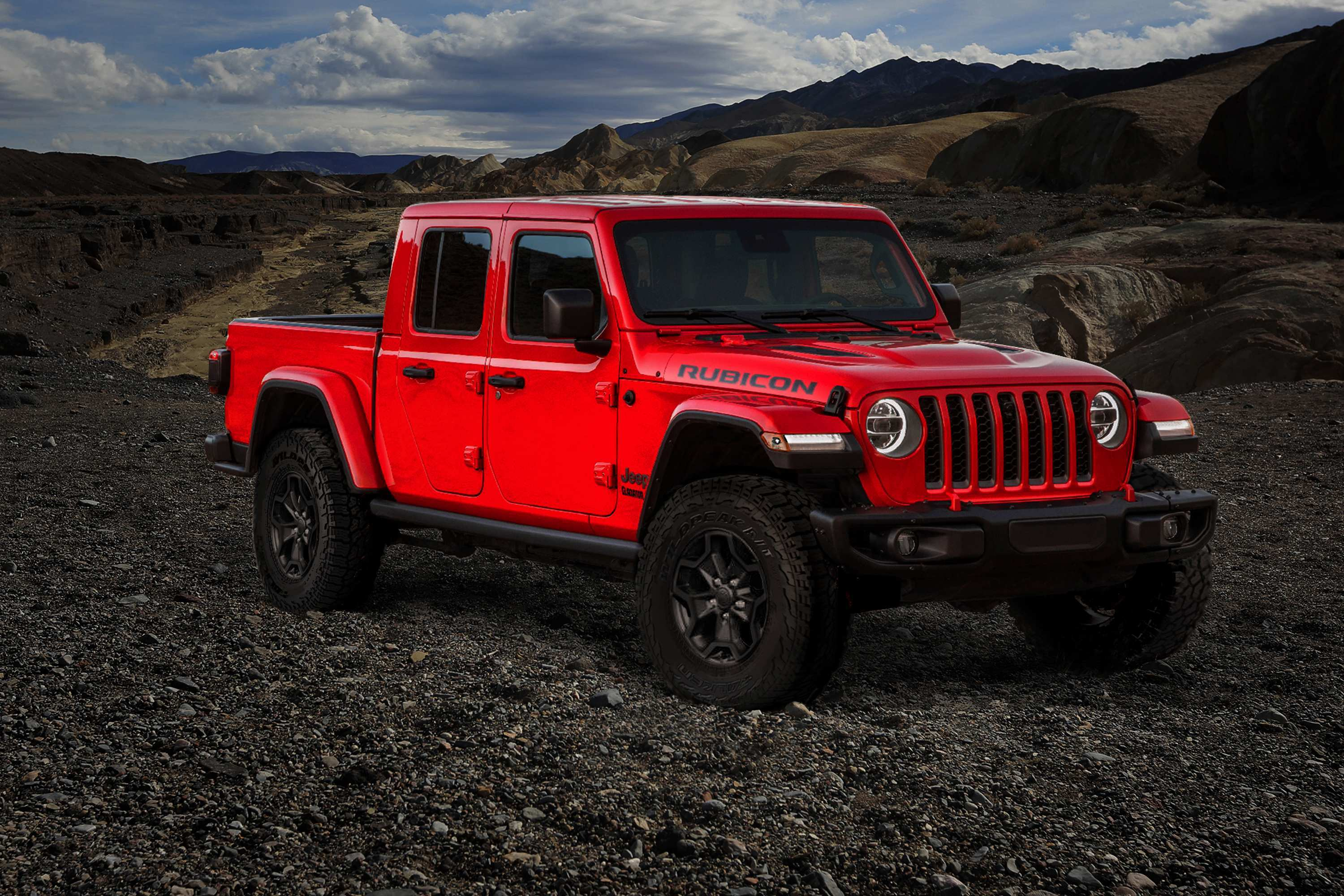 53 New 2020 Jeep Gladiator Release Date And Concept