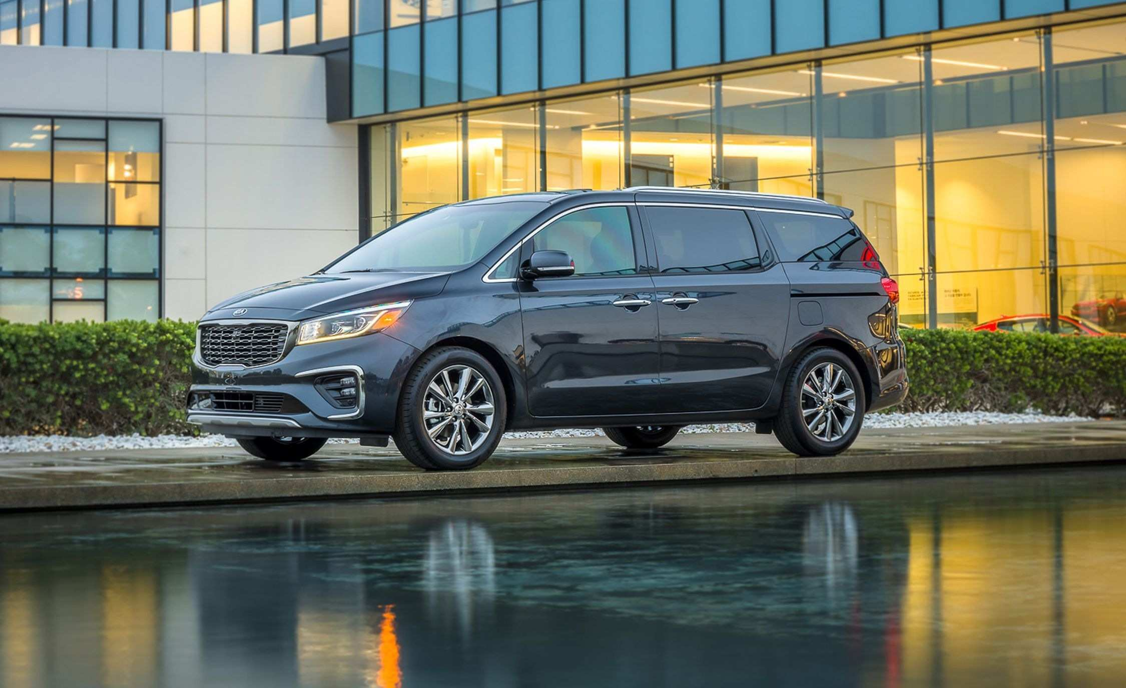 53 New 2020 Kia Carnival Review