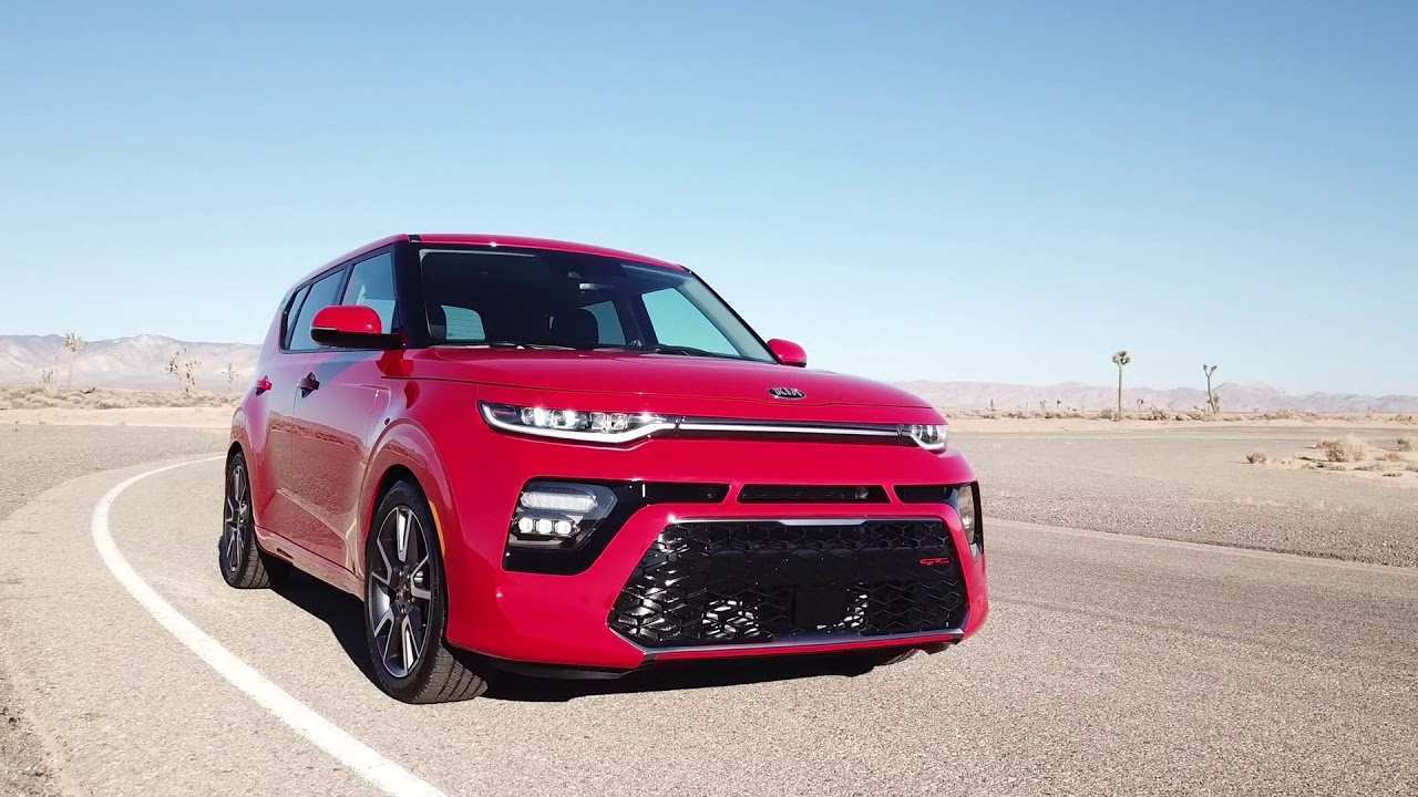 53 New 2020 Kia Soul Gt Exterior And Interior