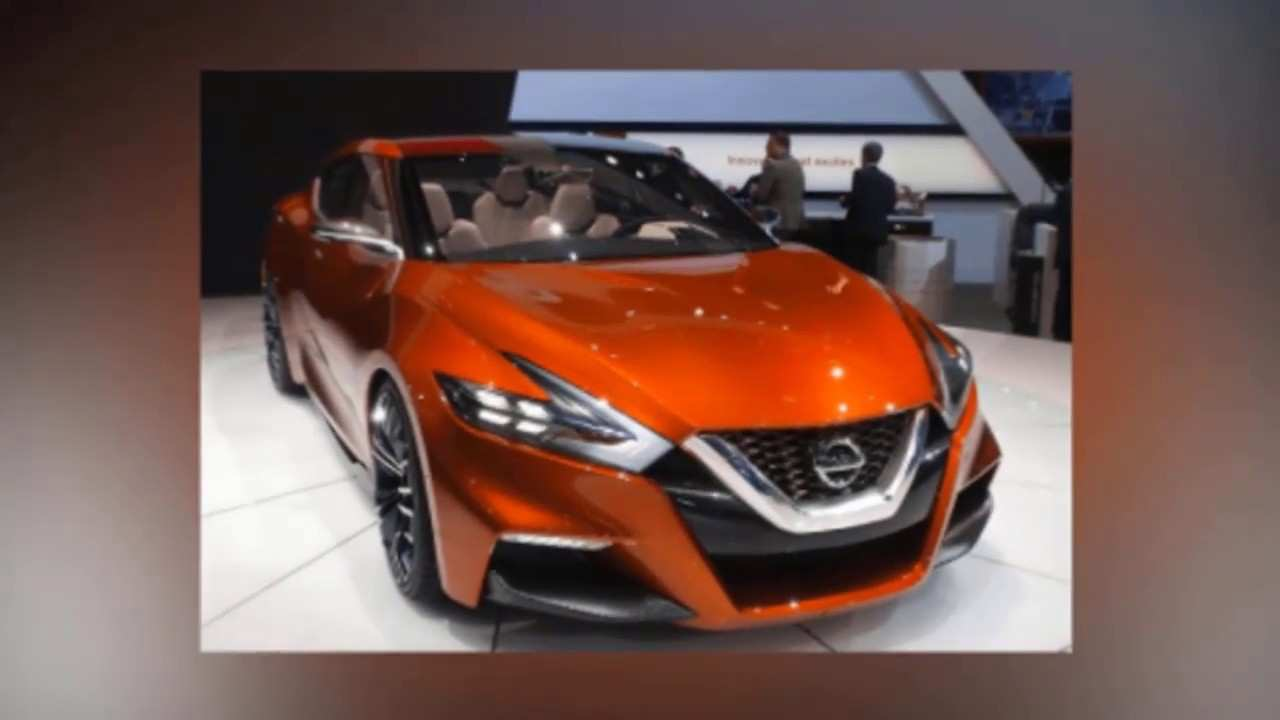 53 New 2020 Nissan Maxima Interior