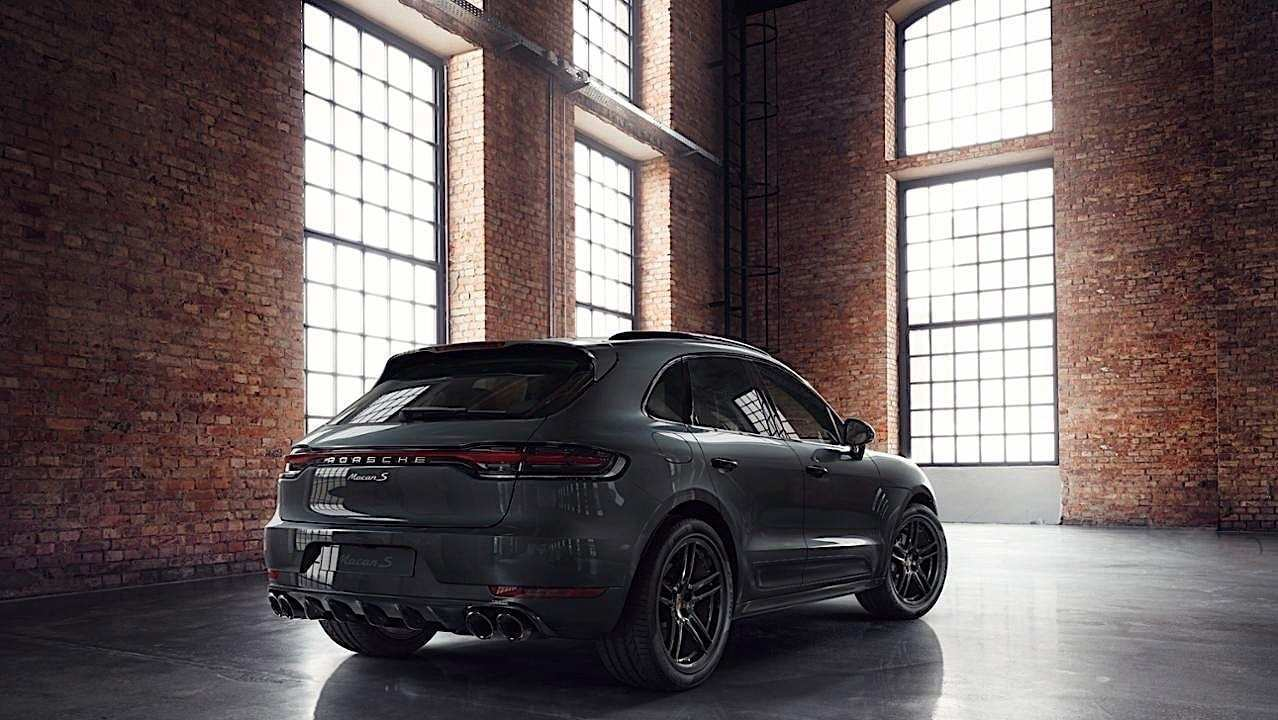53 New 2020 Porsche Macan Interior