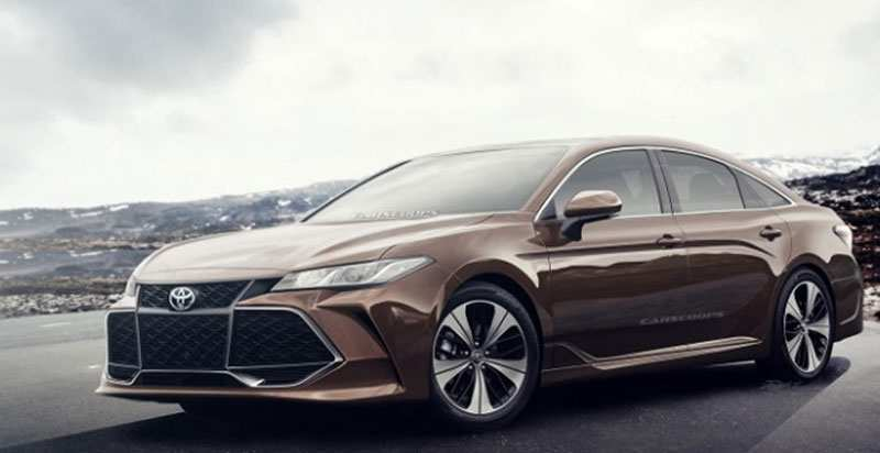 53 New 2020 Toyota Avalon Redesign