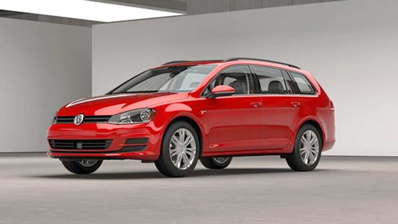 53 New 2020 Vw Golf Sportwagen Exterior