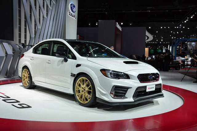 53 New 2020 Wrx Sti Hyperblue Redesign And Concept